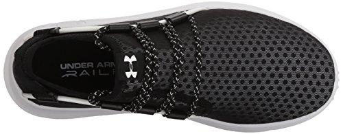 W Mujer Ua Rail Black white Zapatillas Armour De Under Fit 001 Entrenamiento Para qFEx15Uzw