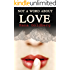 Not a Word About Love: Contemporary Romance
