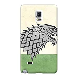 Great Hard Phone Case For Samsung Galaxy Note 4 (LxV7396adam) Support Personal Customs Attractive Game Of Thrones 1 Series