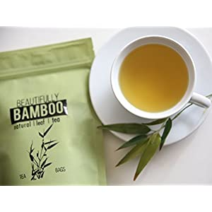 Bamboo Tea - Rich in Organic Silica- for Healthy Hair, Skin & Nails- 30 Day Challenge! 81