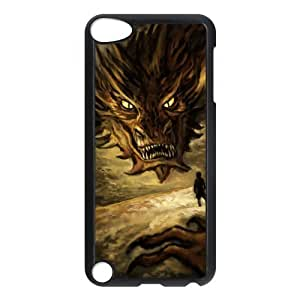 iPod 5 Case,Dragon Hard Snap-On Cover Case for iPod Touch 5, 5G (5th Generation)