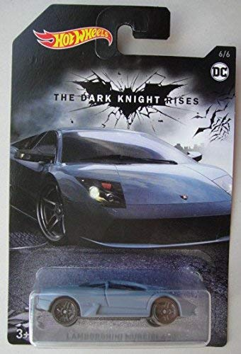 Amazon Com Hot Wheels The Dark Knight Rises Lamborghini Murcielago