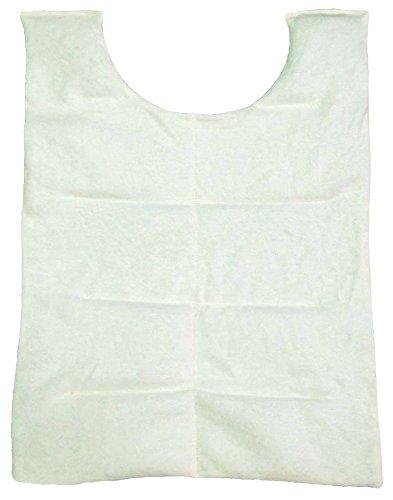 Fleece Concept - Herbal Concepts HCBACK-O Herbal Concepts HCBACK-O Organic Cotton Fleece Herbal Comfort Back Wrap