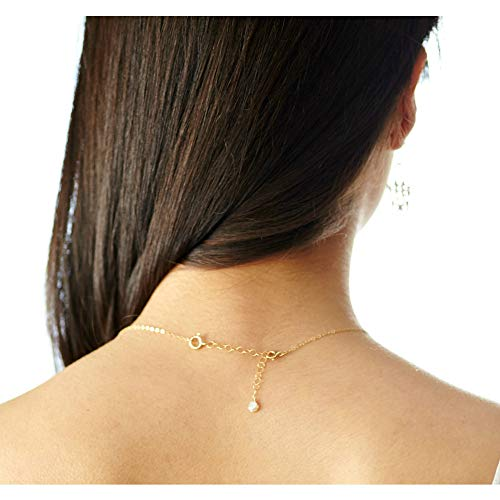 Efy Tal Jewelry Necklace Extender Chain, 2