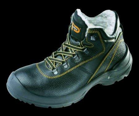 Zapatos de seguridad Botas para invierno negro S3 Strong Invierno