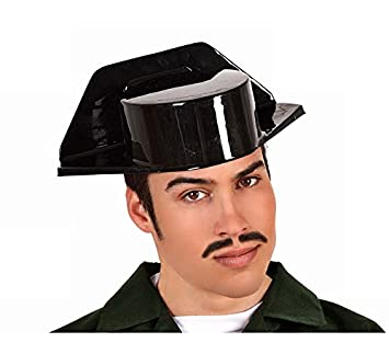 nueva apariencia hermosa en color a bajo precio barata Atosa - Sol. Sombrero tricornio Guardia Civil en PVC: Amazon ...