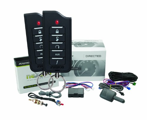 Python 4108P Digital Remote Start System with DBALL2
