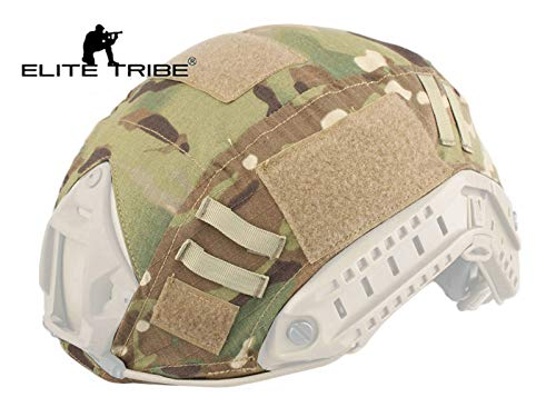 6be81a9ddb9 Military Army Tactical Series Airsoft Paintball Hunting Shooting Gear  Combat Fast Helmet Cover Multicam MC Color