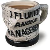 BigMouth Inc Anger Management Ceramic Mug