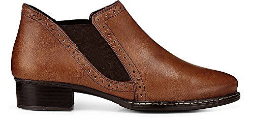 Rieker 53652 Womens Slipper Brown