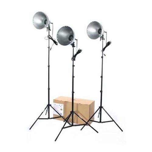 hotoflood, Reflector & Stands Studio Kit (RS-4003) ()