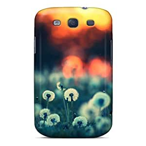 Hot Fashion LivuL5340ieFCw Design Case Cover For Galaxy S3 Protective Case (sunset Field Wallpaper)