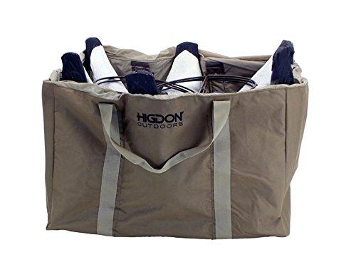 Higdon 6-Slot Alpha Series Full Body Goose Decoy (Full Body Goose Bag)