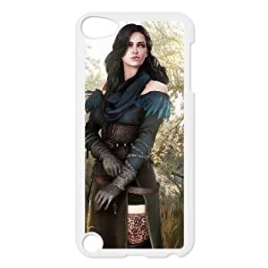 iPod Touch 5 Case White The Witcher 3 Wild Hunt review Yennefer JSK843814