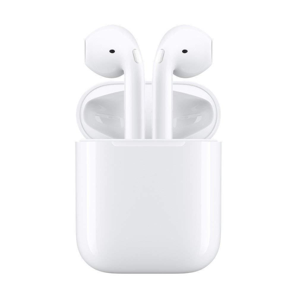 Bluetooth Kopfhörer Mini Bluetooth Ohrhörer Stereo Wireless (Weiß 2019)