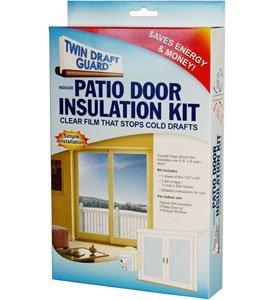 Indoor Window Insulation Kit Block Cold Drafts -