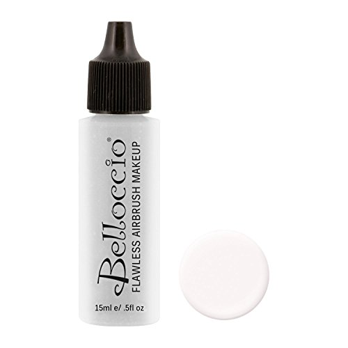 Belloccio's Professional Flawless Airbrush Makeup Highlighter-Shimmer Cumulous Half Ounce