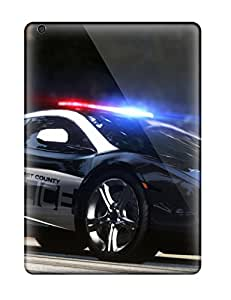 3361169K70775486 Snap On Hard Case Cover Nfs Hot Pursuit Cop Car Protector For Ipad Air