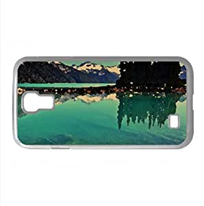 Purity Watercolor style Cover Samsung Galaxy S4 I9500 Case (British Columbia Watercolor style Cover Samsung Galaxy S4 I9500 Case)