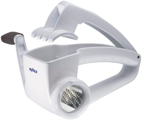 NSF Restaurant Certified ZYLISS Classic Rotary Cheese Grater