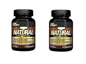 Top Secret Nutrition Natural T 90 Ct. 2 Pack