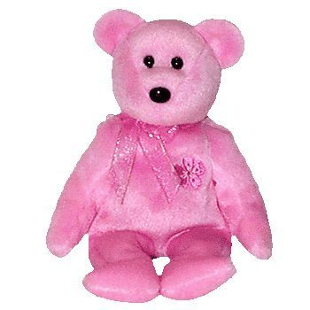 TY Beanie Baby - SAKURA the Bear (1st Release w/2000 Hang Tag - Japan Exclusive) RARE!! ()