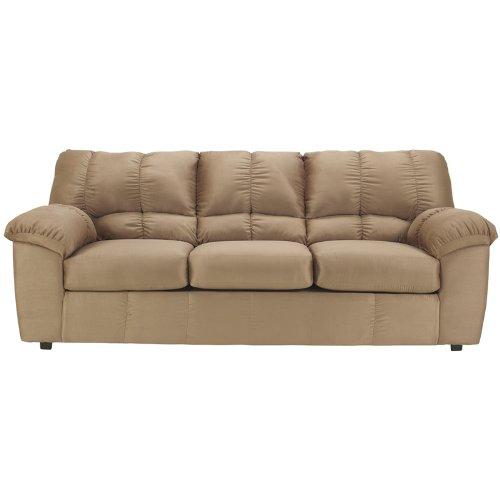 Flash Furniture Dominator Sofa, Mocha Fabric