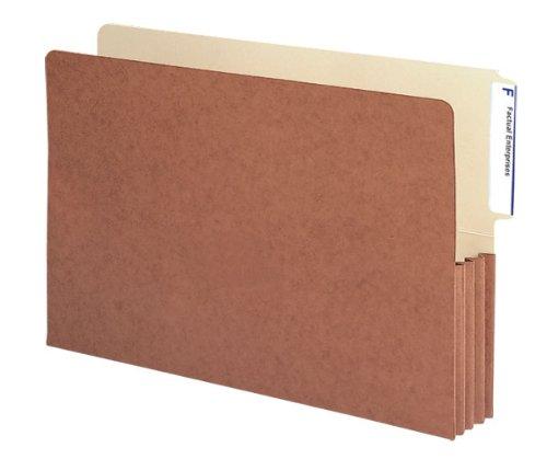 - Smead End Tab File Pocket, Reinforced 4