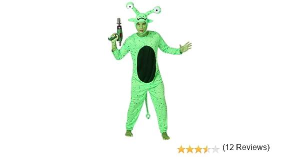 Atosa-15677 Disfraz Alien, color verde, M-L (15677): Amazon.es ...
