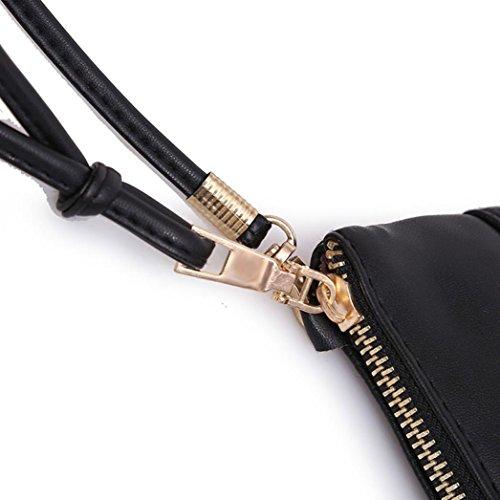 pour Sac à à JYC Noir porter femme l'épaule 165Fwvnq