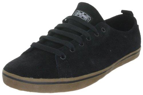 DVS Shoes MENS REHAB SP2 BLKS D/S/REHAB SP2 BLKS - Zapatillas de ante para hombre Negro
