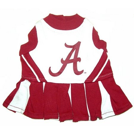Dog Supplies Alabama Crimson Tide Cheer Leading Medium