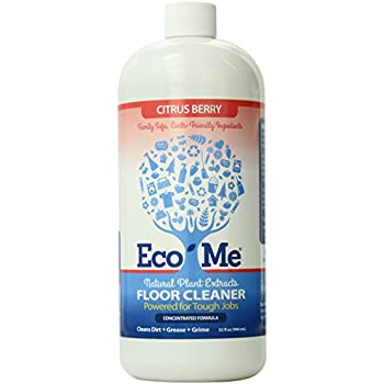 Amazon Com Eco Me Natural Multi Surface Floor Cleaner