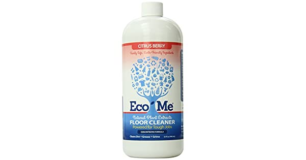 Amazon.com: eco-me Natural Multi-Surface Cleaner, cítricos ...