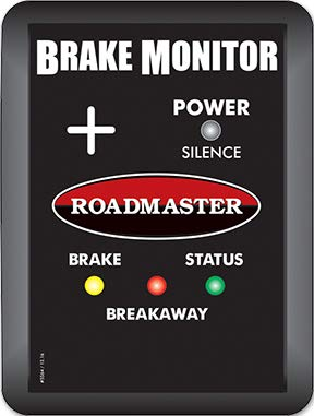 Roadmaster 9530 Universal Supplemental Braking System Monitor