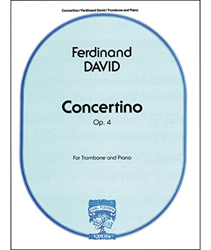 Carl Fischer Concertino (Op.4)