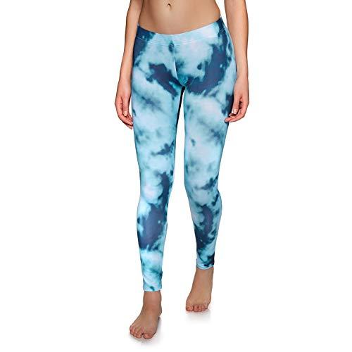 Para Dye Nikita Tie Mujer Leggings UqWHwTvz5T