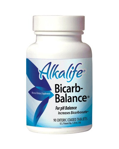 Sodium Bicarbonate Potassium (Alkalife Bicarb-Balance PH Booster Tablets, 90)