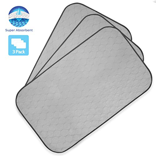 Highly Absorbent Reusable Washable