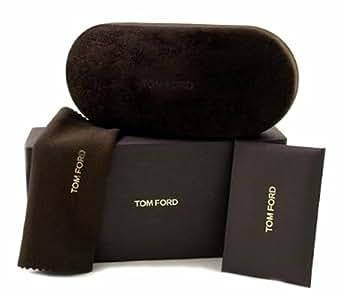 Amazon.com: Tom Ford anteojos de sol Adrian Oro Havana ...