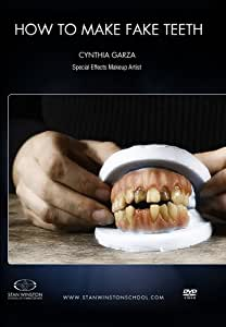How to Make Fake Teeth: Learn to make fake teeth for prosthetic makeup characters, from sculpting to finishing