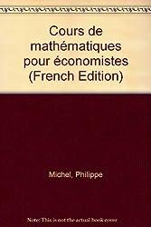 Cours de mathématiques pour économistes