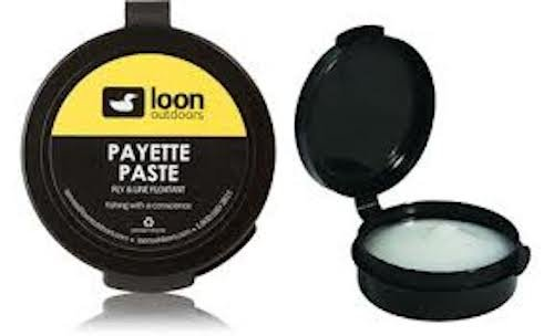 Loon Outdoors PAYETTE PASTE, 1/4 (Fly Line Dressing)