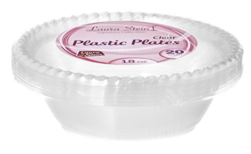 Laura Stein Clear Plastic Bowls product image