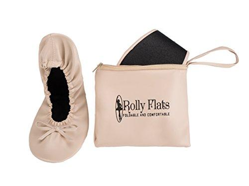 ragazza' Ballet Rolly Nude Ballet donna Bimbe' da FlatsFoldable PwxxCqa