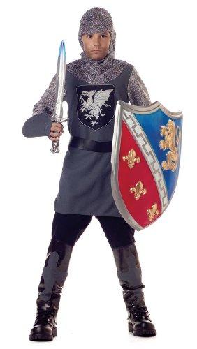 California Costumes Toys Valiant Knight, Small