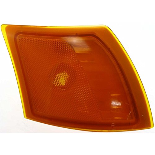 DAT 02-05 SATURN VUE BESIDE THE HEAD LIGHT FRONT SIDE MARKER CORNER LAMP LIGHT ASSEMBLY RIGHT PASSENGER SIDE GM2551188 (Saturn Vue Side Marker)