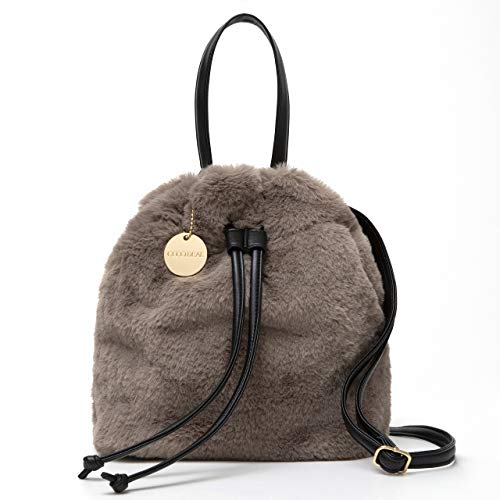 COCO DEAL FUR DRAWSTRING BAG BOOK 付録