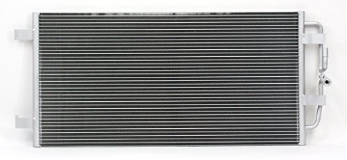 A-C Condenser - Pacific Best Inc For/Fit 3249 04-05 Pontiac Grand Prix 3.8L Chevrolet Monte Carlo Impala 05 Buick Lacrosse ()