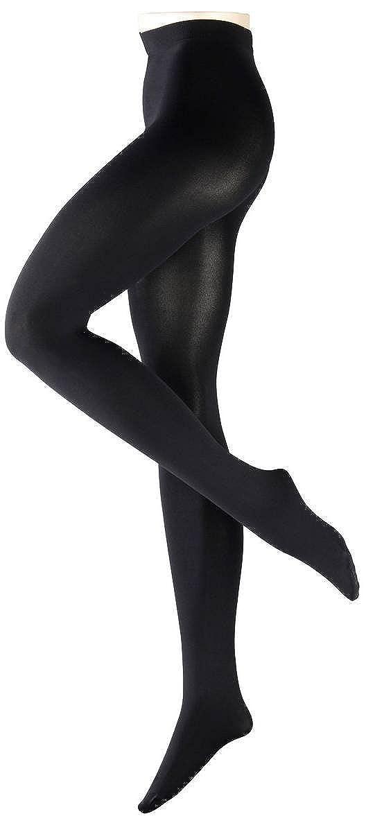 e530d10df5a87 Falke Womens Pure Matte 100 Denier Opaque Matte Tights - Black at Amazon  Women's Clothing store: